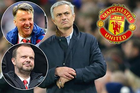 Muốn giữ Van Gaal, M.U đề nghị Mourinho sang… Trung Quốc một năm - ảnh 1