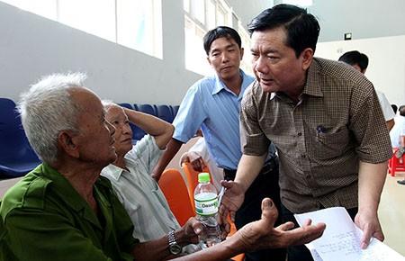 6 chương trình hành động của ứng cử viên Đinh La Thăng - ảnh 2