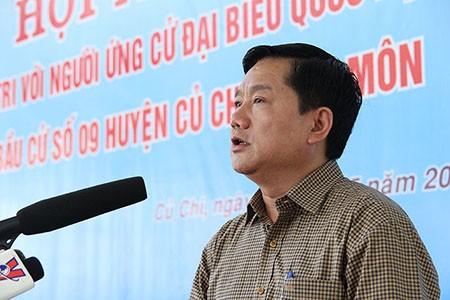 6 chương trình hành động của ứng cử viên Đinh La Thăng - ảnh 1