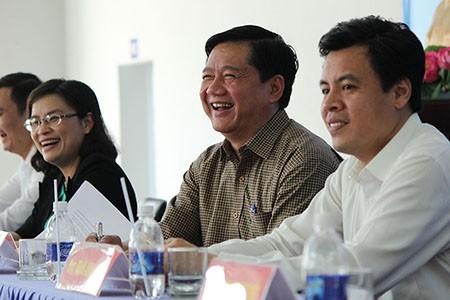 6 chương trình hành động của ứng cử viên Đinh La Thăng - ảnh 3
