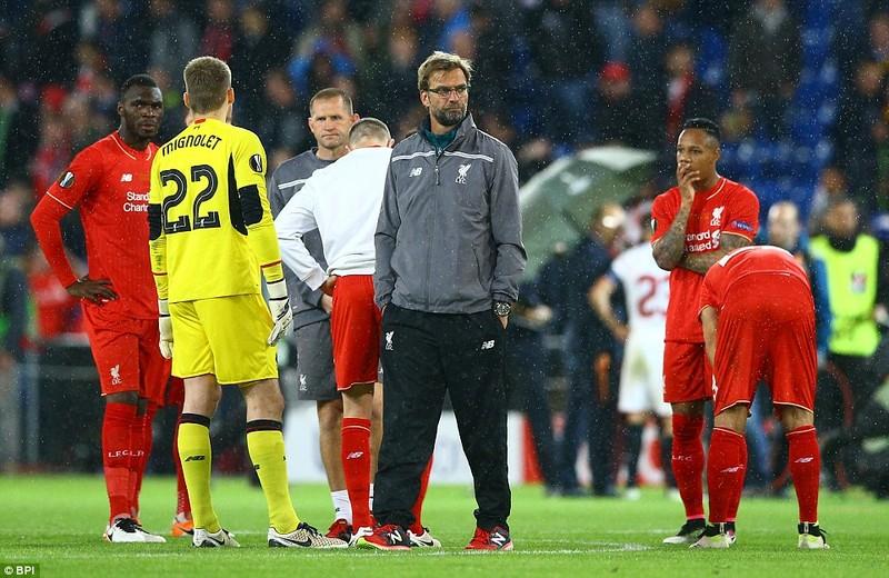 Ngược dòng hạ Liverpool, Sevilla 3 lần liên tiếp vô địch Europa League - ảnh 3