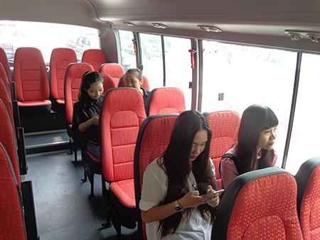 Thêm tuyến xe buýt từ sân bay Tân Sơn Nhất vào trung tâm TP - ảnh 1
