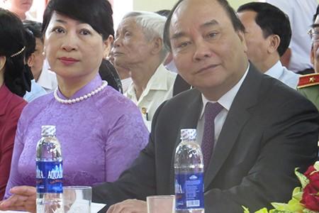 Thủ tướng Nguyễn Xuân Phúc cùng phu nhân bỏ phiếu tại Hải Phòng - ảnh 3