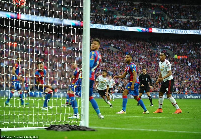 Lingard tỏa sáng, Man Utd vô địch FA Cup đầy kịch tính - ảnh 5