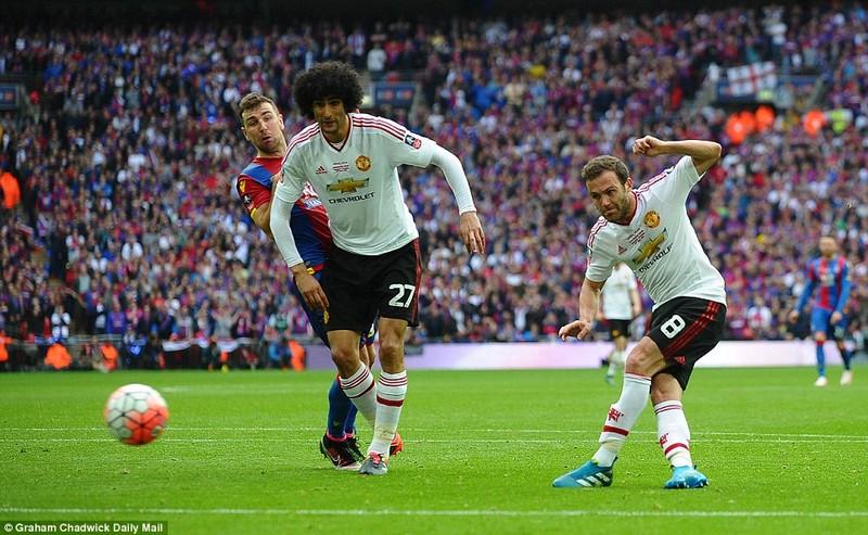 Lingard tỏa sáng, Man Utd vô địch FA Cup đầy kịch tính - ảnh 3