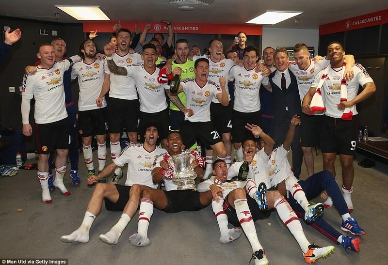 Lingard tỏa sáng, Man Utd vô địch FA Cup đầy kịch tính - ảnh 9