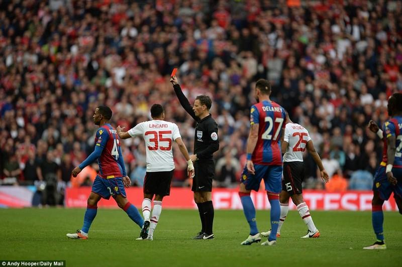 Lingard tỏa sáng, Man Utd vô địch FA Cup đầy kịch tính - ảnh 4