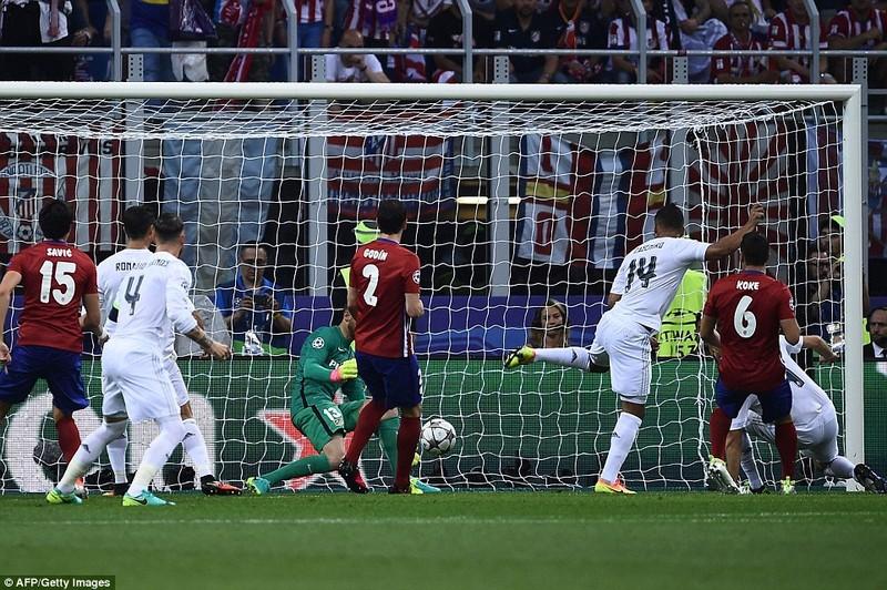 Real Madrid vô địch Champions League sau loạt sút luân lưu nghẹt thở - ảnh 3