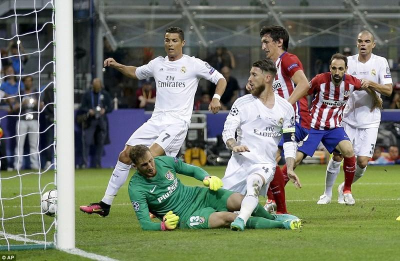 Real Madrid vô địch Champions League sau loạt sút luân lưu nghẹt thở - ảnh 2