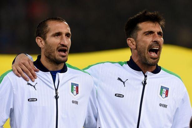 Ý chốt danh sách tham dự Euro 2016: Vắng người hùng Pirlo, Balotelli - ảnh 1