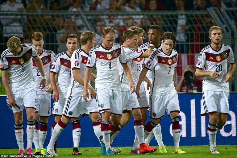 Nhận định bảng C Euro 2016: Đức và Ba Lan dễ dàng vượt ải - ảnh 1