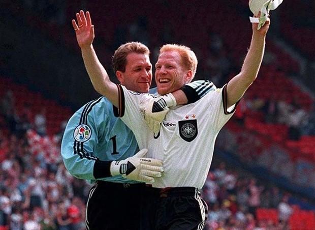 Euro 1996: Đức thống trị châu Âu - ảnh 1