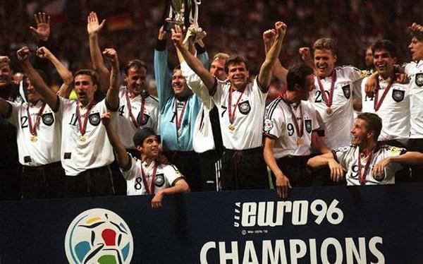 Euro 1996: Đức thống trị châu Âu - ảnh 2