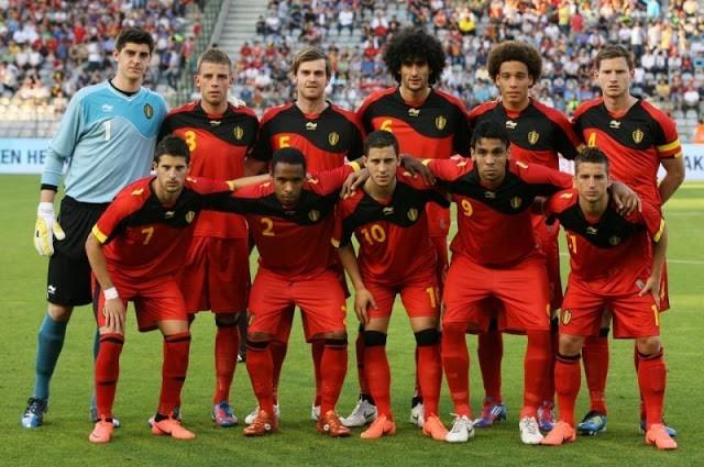 Nhận định bảng E Euro 2016: Tuyển Bỉ 'sáng cửa' trong bảng 'tử thần' - ảnh 1