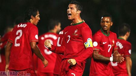 Nhận định bảng F Euro 2016: Bồ Đào Nha và phần còn lại - ảnh 1