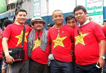 Sân chơi thú vị của Hội CĐV Việt Nam - ảnh 1