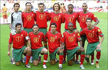 Bồ Đào Nha và giấc mơ dang dở của thế hệ vàng - ảnh 1
