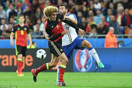 Ý 2-0 Bỉ: Bản lĩnh thiên thanh! - ảnh 2