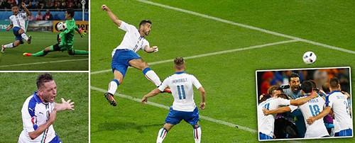 Ý 2-0 Bỉ: Bản lĩnh thiên thanh! - ảnh 1