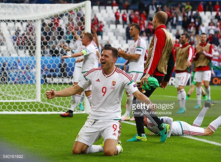Áo 0-2 Hungary: Sốc! - ảnh 2