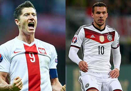 Ba Lan, Lewandowski và thời cơ hạ gục đội tuyển Đức - ảnh 1