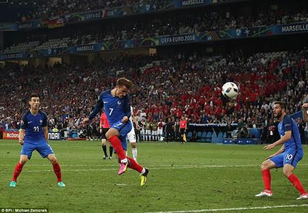 Thắng nhọc Albania, Pháp chính thức có 'vé' vào vòng knock-out - ảnh 2