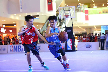 15 VĐV tài năng bóng rổ ra nước ngoài du đấu - ảnh 3