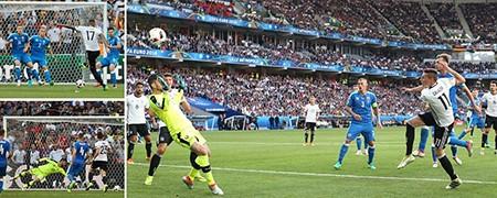 Đức 3-0 Slovakia: 'Xe tăng' thẳng tiến! - ảnh 1