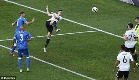 Đức 3-0 Slovakia: 'Xe tăng' thẳng tiến! - ảnh 7