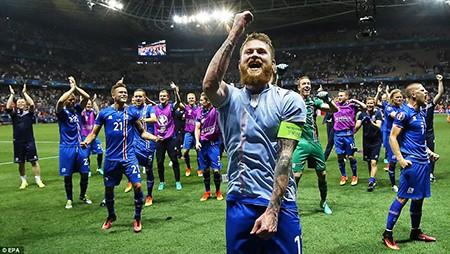 Thua ngược Iceland, tuyển Anh cúi đầu rời Euro - ảnh 2