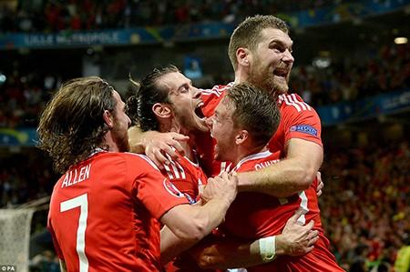 Thắng ngược Bỉ, xứ Wales hiên ngang vào bán kết - ảnh 3