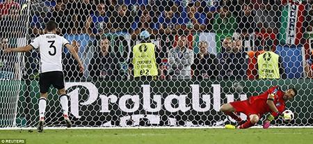 Thắng penalty đau tim, 'cỗ xe tăng' Đức vượt qua định mệnh! - ảnh 6