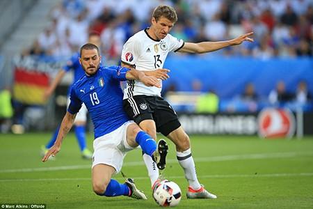 Thắng penalty đau tim, 'cỗ xe tăng' Đức vượt qua định mệnh! - ảnh 1