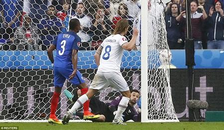 Thắng 'hủy diệt' Iceland, Pháp hẹn Đức ở bán kết Euro 2016 - ảnh 10