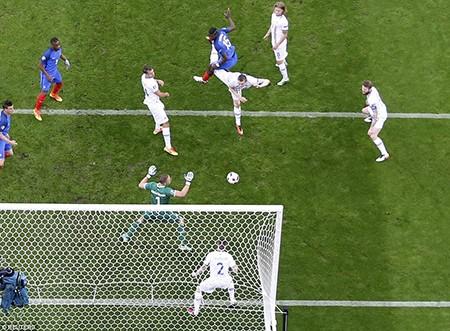 Thắng 'hủy diệt' Iceland, Pháp hẹn Đức ở bán kết Euro 2016 - ảnh 4