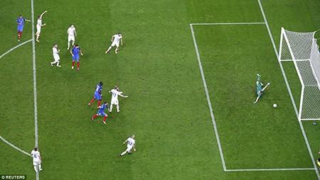 Thắng 'hủy diệt' Iceland, Pháp hẹn Đức ở bán kết Euro 2016 - ảnh 5