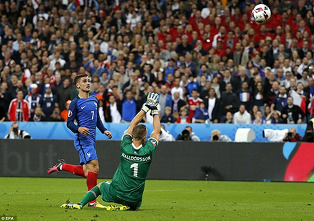 Thắng 'hủy diệt' Iceland, Pháp hẹn Đức ở bán kết Euro 2016 - ảnh 6