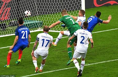 Thắng 'hủy diệt' Iceland, Pháp hẹn Đức ở bán kết Euro 2016 - ảnh 9