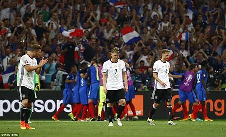 Griezmann lập cú đúp, Pháp vào chung kết Euro 2016 - ảnh 5