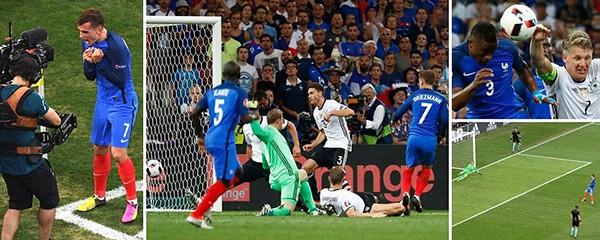 Griezmann lập cú đúp, Pháp vào chung kết Euro 2016 - ảnh 1