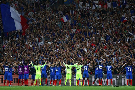 Griezmann lập cú đúp, Pháp vào chung kết Euro 2016 - ảnh 6
