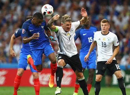 Griezmann lập cú đúp, Pháp vào chung kết Euro 2016 - ảnh 2