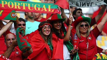 Ronaldo bật khóc, Eder hóa người hùng, Bồ Đào Nha vô địch Euro 2016 - ảnh 90