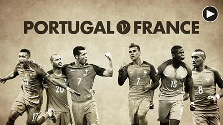 Ronaldo bật khóc, Eder hóa người hùng, Bồ Đào Nha vô địch Euro 2016 - ảnh 57