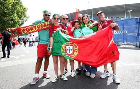 Ronaldo bật khóc, Eder hóa người hùng, Bồ Đào Nha vô địch Euro 2016 - ảnh 101