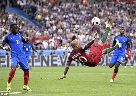 Ronaldo bật khóc, Eder hóa người hùng, Bồ Đào Nha vô địch Euro 2016 - ảnh 23