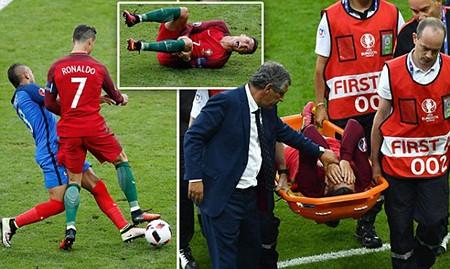 Ronaldo bật khóc, Eder hóa người hùng, Bồ Đào Nha vô địch Euro 2016 - ảnh 33