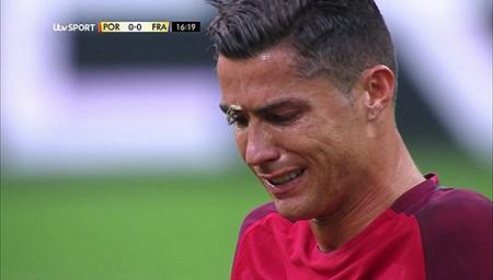 Ronaldo bật khóc, Eder hóa người hùng, Bồ Đào Nha vô địch Euro 2016 - ảnh 46