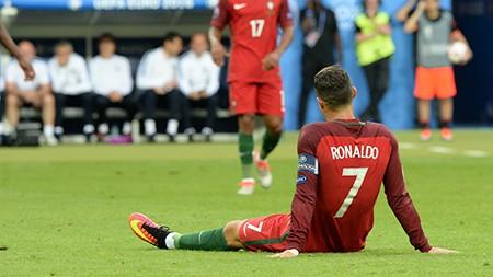 Ronaldo bật khóc, Eder hóa người hùng, Bồ Đào Nha vô địch Euro 2016 - ảnh 38