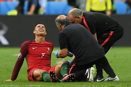 Ronaldo bật khóc, Eder hóa người hùng, Bồ Đào Nha vô địch Euro 2016 - ảnh 39